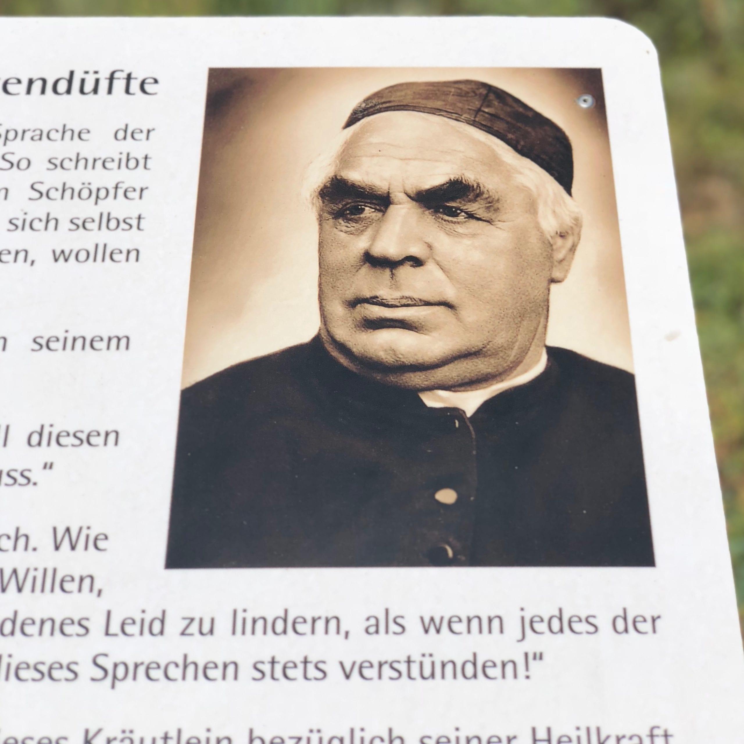Kneipp - Pfarrer Sebastian Kneipp